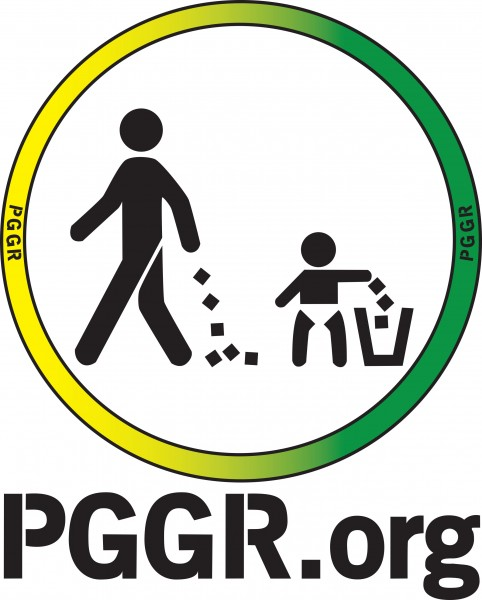 LOGO PGGR coloré